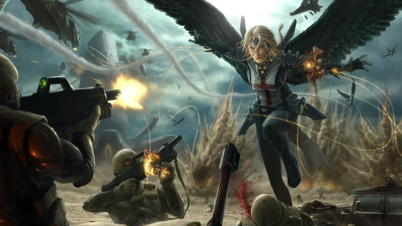 angels,soldiers angels soldiers helicopters explosions science fiction vehicles 1920x1080 wallpaper – angels,soldiers angels soldiers helicopters explosions science fiction vehicles 1920x1080 wallpaper – Soldiers Wallpaper – Desktop Wallpaper