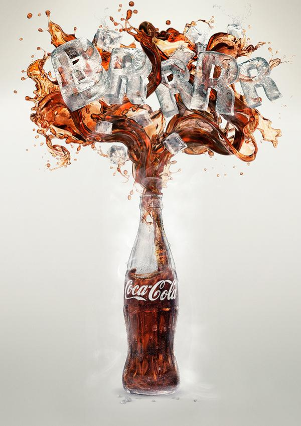 Coca-Cola BRRR!