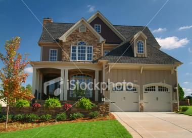 Home Exterior | Stock Photo | iStock