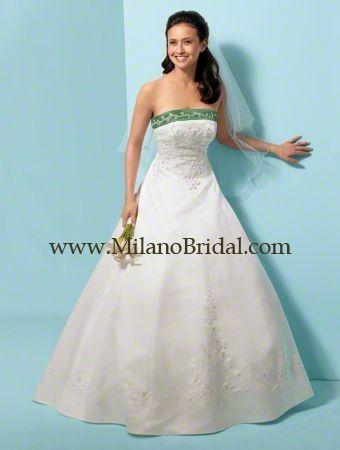 Buy Alfred Angelo 1612 Dream In Color Price Cheap On Milanobridal.com