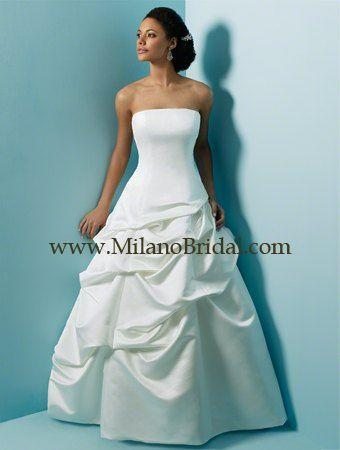 Buy Alfred Angelo 1645 Alfred Angelo Price Cheap On Milanobridal.com
