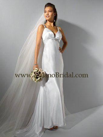 Buy Alfred Angelo 16703 Niki White Collection Price Cheap On Milanobridal.com