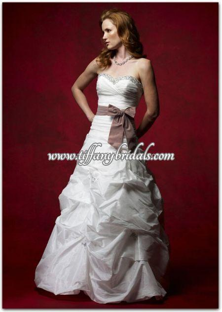 Cheap Alyce Destinations Wedding Gowns - Style 6007 - Only USD $363.00