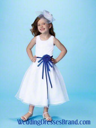 Discount Alfred Angelo 6653 Flower Girls, Find Your Perfect Alfred Angelo at WeddingDressesBrand.com