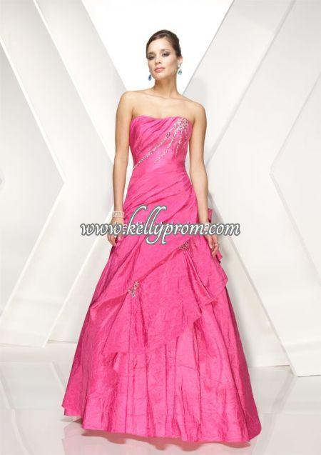 Discount Alyce B'Dazzle Prom Dresses - Style 35384 - $258.00
