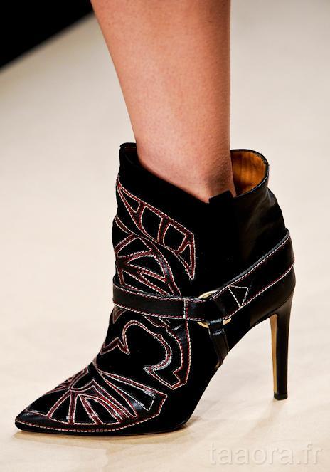 Santiags : les nouvelles it-shoes Isabel Marant ? - Taaora