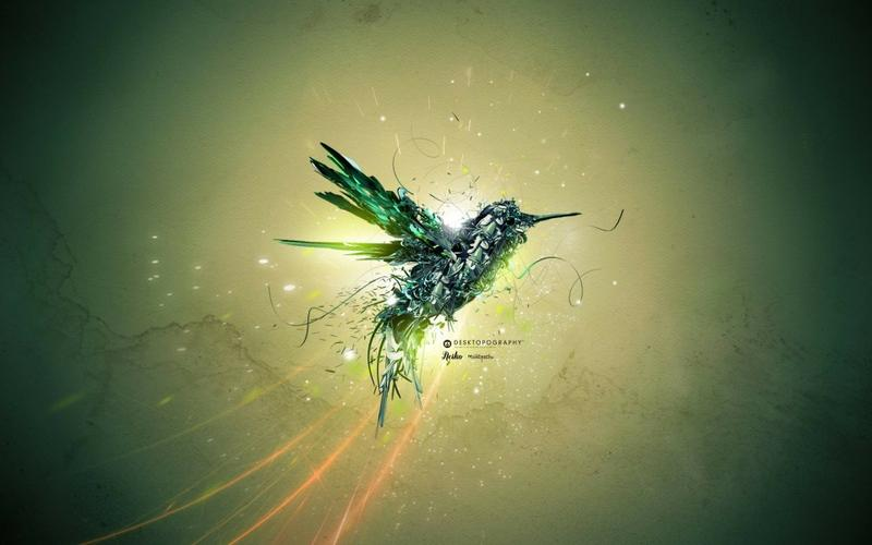 birds,abstract abstract birds creative hummingbird 1920x1200 wallpaper – birds,abstract abstract birds creative hummingbird 1920x1200 wallpaper – Birds Wallpaper – Desktop Wallpaper