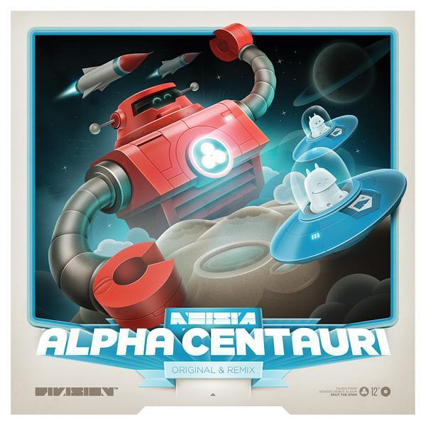 Noisia - Alpha Centauri 12