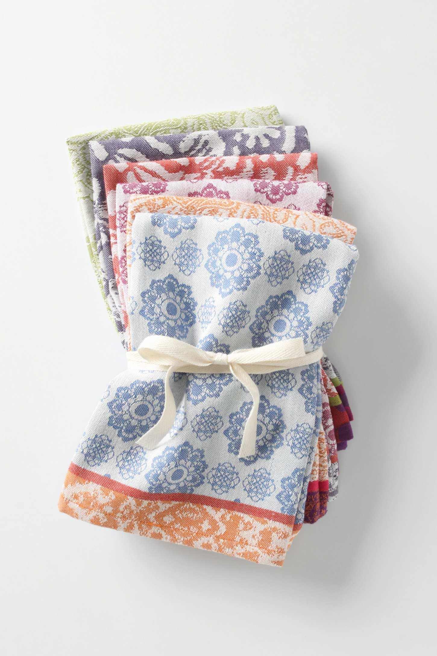 Nifty Napkins | Anthropologie.eu