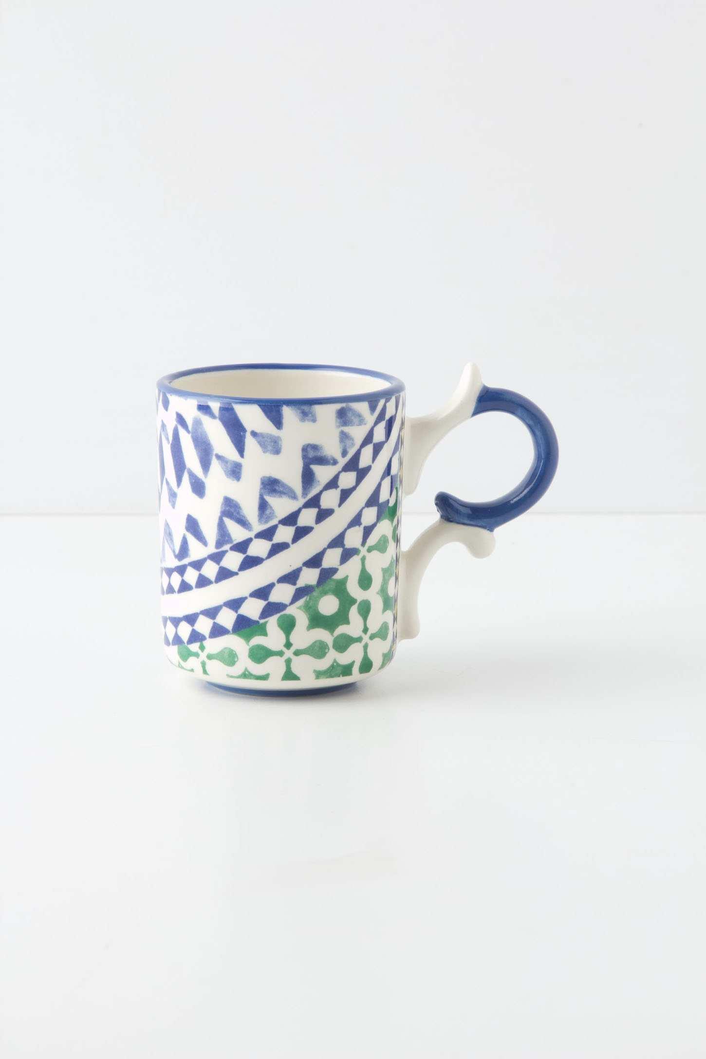 Terrazzo Espresso Mug | Anthropologie.eu