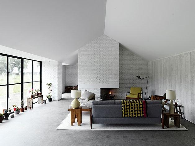 A Stable Reborn in Rural Norfolk : Remodelista