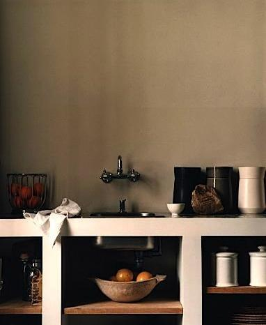 Architect Visit: Vincent Van Duysen Kitchens : Remodelista