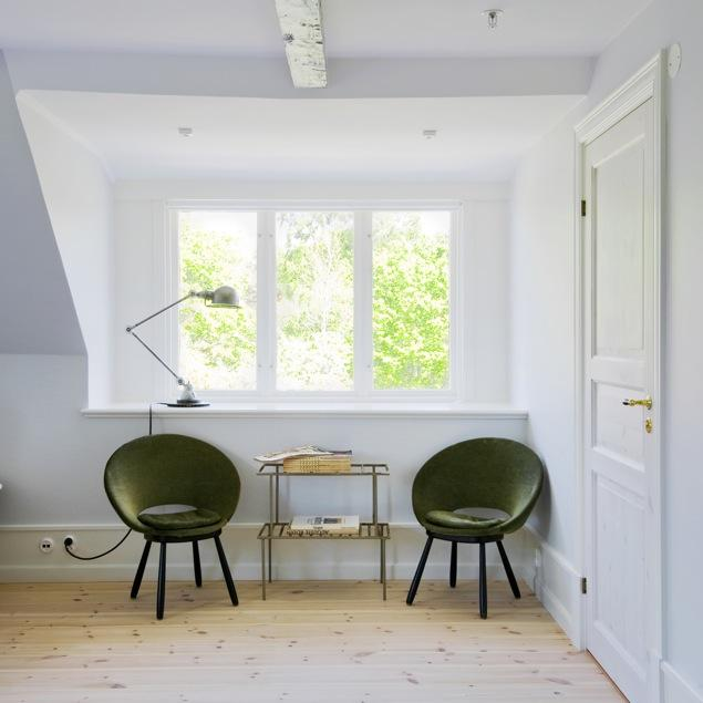 A Homecoming: Hotel Stelor in Sweden : Remodelista