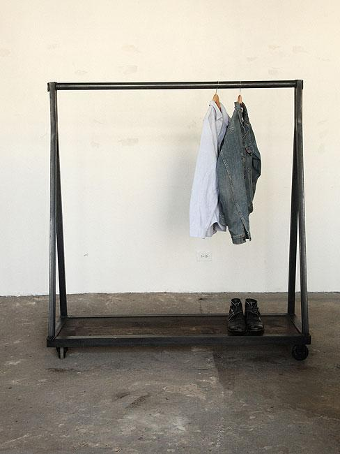 """A"" Frame Clothing Rack 