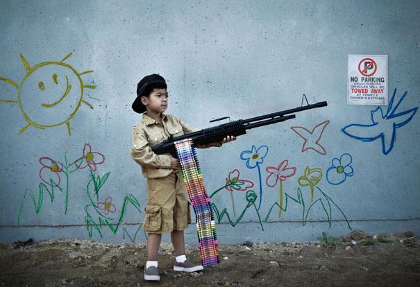 """You are not Banksy"" by Nick Stern 