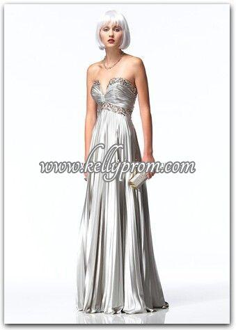 Discount Alyce Satin Rouge Prom Dress 3129 - $244.64