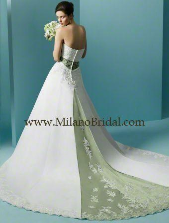Buy Alfred Angelo 1708 Dream In Color Price Cheap On Milanobridal.com