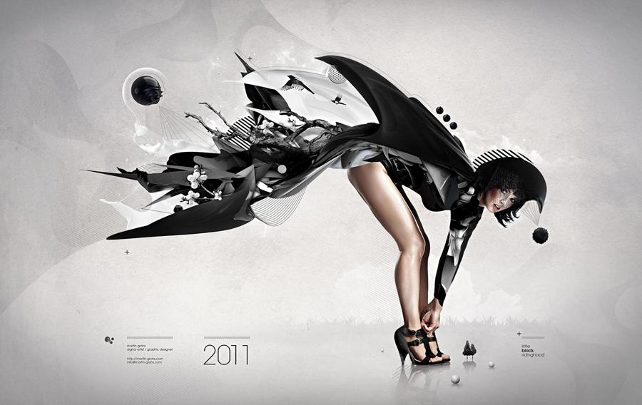 Photoshop inspiration |#378