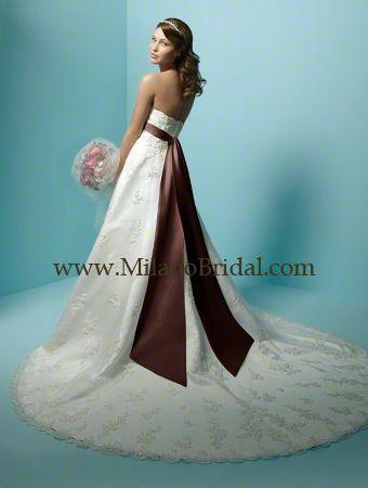 Buy Alfred Angelo 1719 Dream In Color Price Cheap On Milanobridal.com