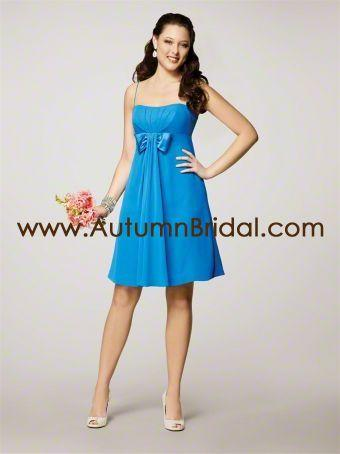 Buy Alfred Angelo 7137 Bridesmaid Dresses From Autumn Bridal Make your Wedding Wonderful