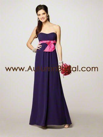 Buy Alfred Angelo 7140 Bridesmaid Dresses From Autumn Bridal Make your Wedding Wonderful