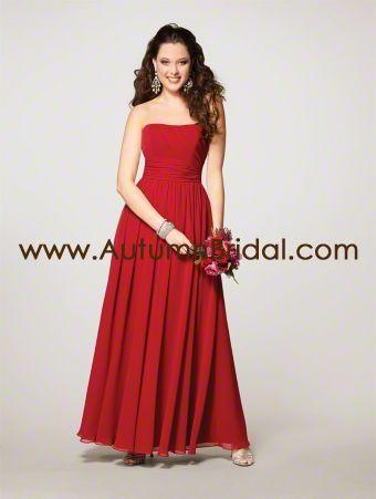 Buy Alfred Angelo 7141 Bridesmaid Dresses From Autumn Bridal Make your Wedding Wonderful
