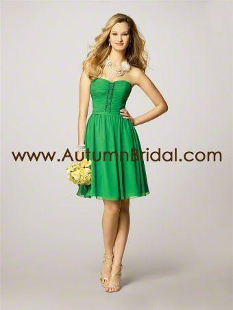 Buy Alfred Angelo 7143 Bridesmaid Dresses From Autumn Bridal Make your Wedding Wonderful