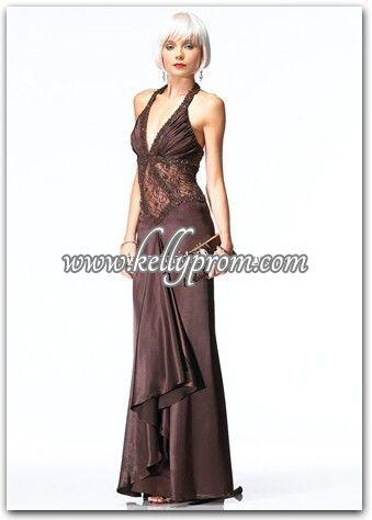Discount Alyce Satin Rouge Prom Dress 3188 - $242.00