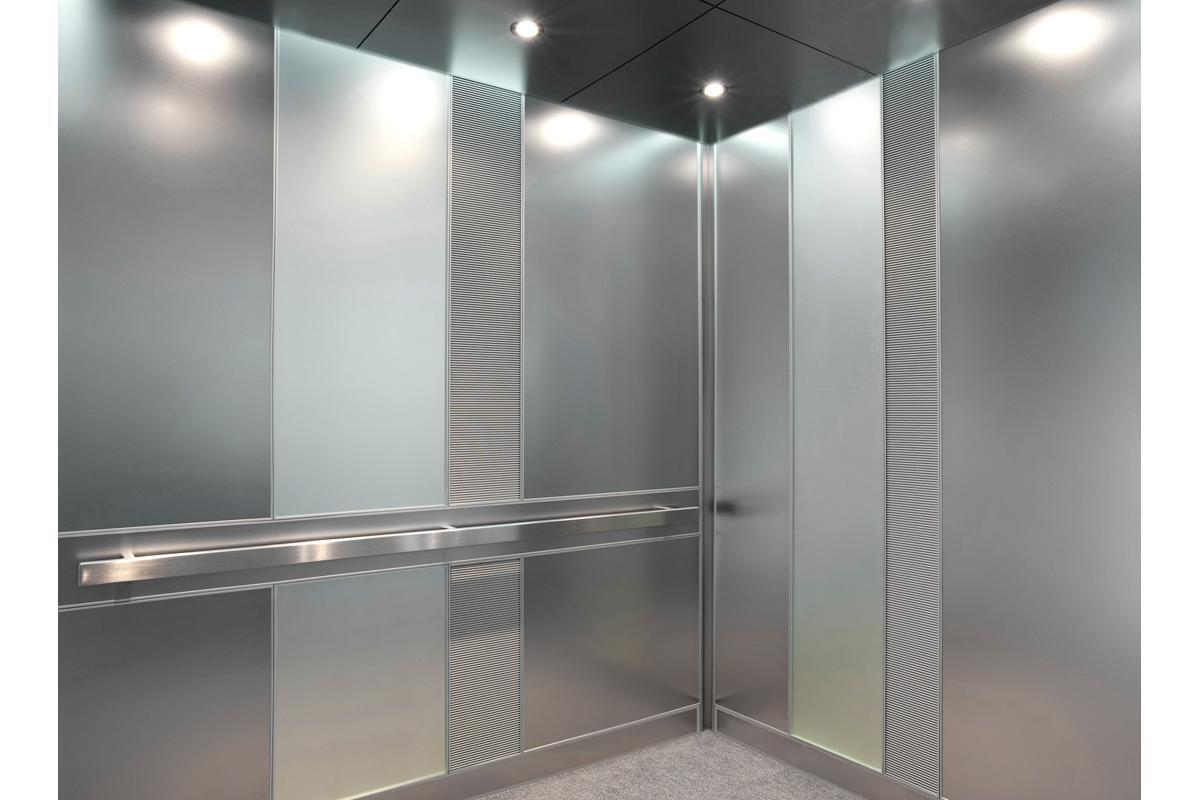 LEVELe-101 Elevator Interiors | Elevator Interiors | Forms+Surfaces