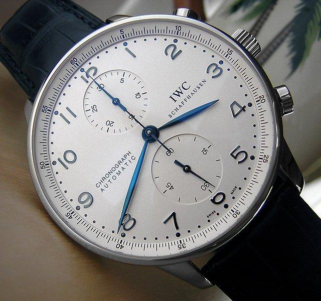 Fancy - IWC Portuguese Chronograph Automatic