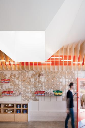 Earl's Gourmet Grub | FreelandBuck | Slide show | Architectural Record