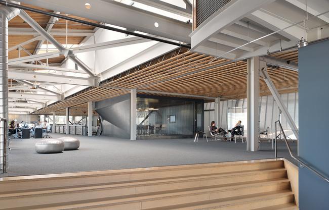 Obscura Digital | IwamotoScott Architecture | Slide show | Architectural Record