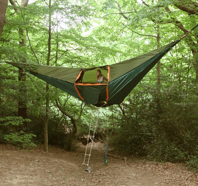 Fancy - Suspended Camping Tent by Tentsile