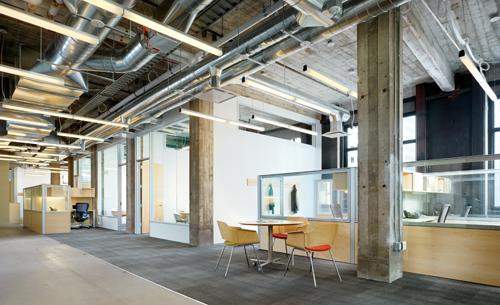 The Energy Foundation, TANNERHECHT Architecture - Slideshow - Interiors - Architectural Record