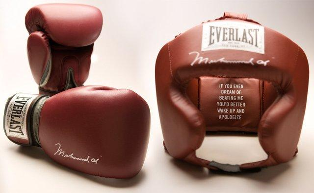 Fancy - Everlast Muhammad Ali Collection