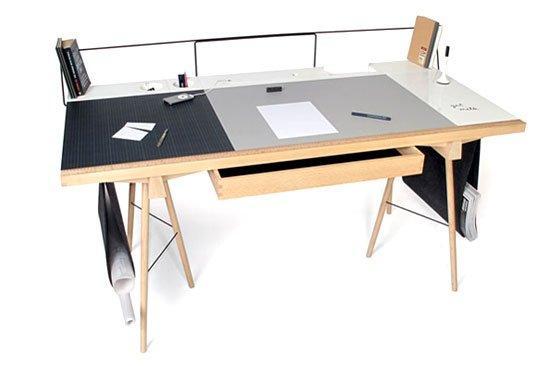 Fancy - Homework Desk by Robin Grasby