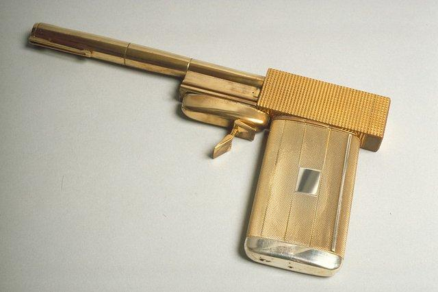 Fancy - James Bond The Golden Gun