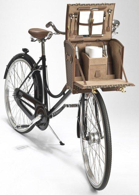 Fancy - Moynat Bicycle Trunk