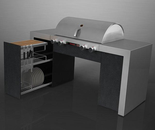 Fancy - Grand Hall X-Series Infrared Grill