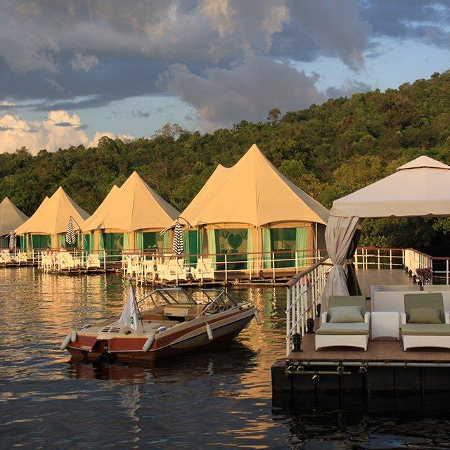 Fancy - 4 Rivers Floating Lodge @ Cambodia