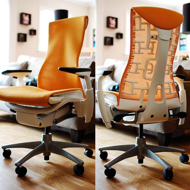 Fancy - Embody Chair by Herman Miller