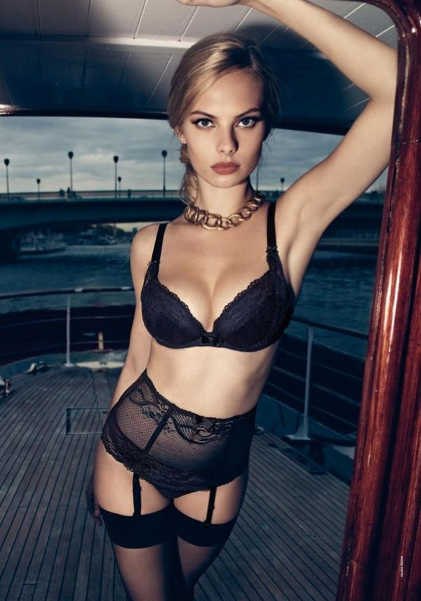 Parisian Lingerie | thaeger - blog this way