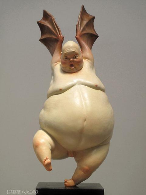 Brilliantly grotesque sculptures by Anti-Glamour — Lost At E Minor: For creative people