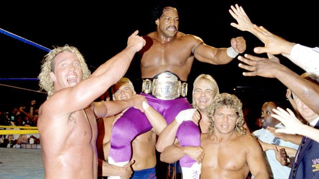WWE.com: Remembering the night Ron Simmons made sports-entertainment history