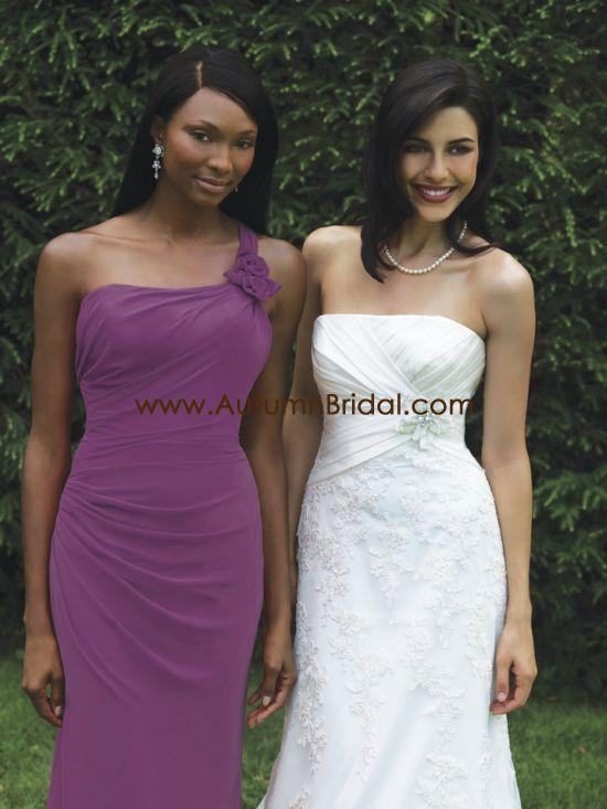 Buy Allure 1201 Bridesmaid Dresses From Autumn Bridal Make your Wedding Wonderful
