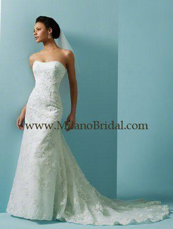 Buy Alfred Angelo 1807 Alfred Angelo Price Cheap On Milanobridal.com
