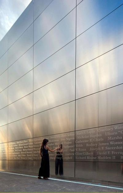SEGD - Empty Sky: The New Jersey 9/11 Memorial