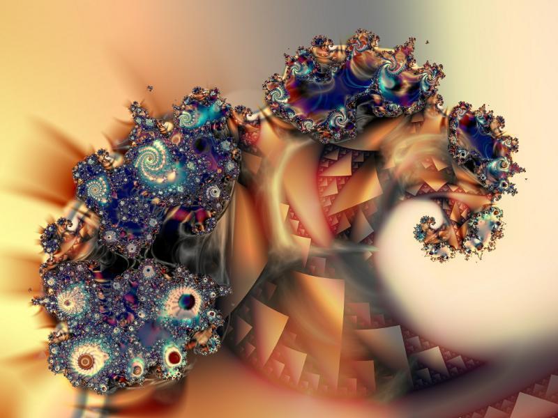 Fractal Image Talcoat