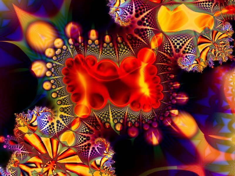 Fractal Image Aughx