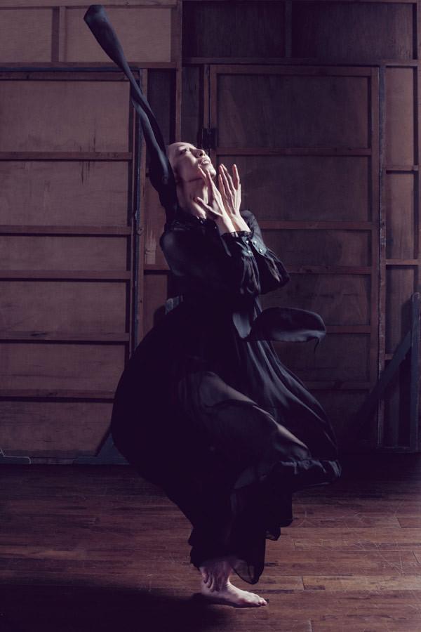 Shanghai Ballet by Matthieu Belin